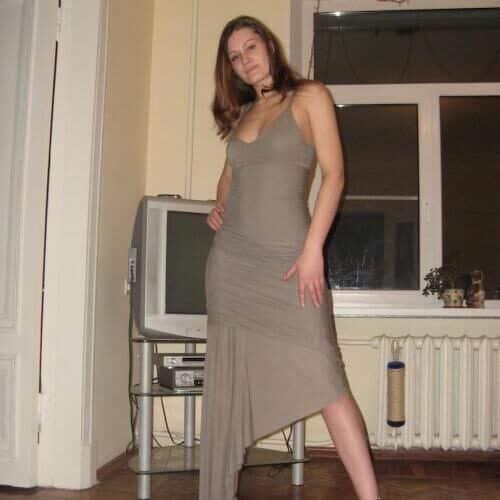 Willst du mich auch ohne Kleid sehen?